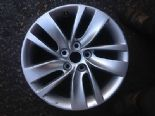 "2012 VAUXHALL ASTRA J MOKKA CDTI GENUINE OEM 18"" 5 TWIN SPOKE ALLOY WHEEL"